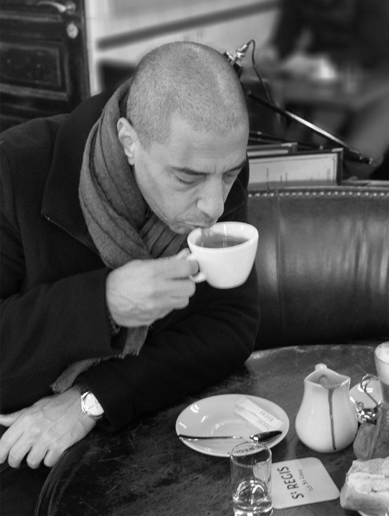 Café LE SAINT-RÉGIS - PARIS